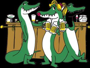 kroko-aan-bar